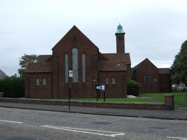 St Christopher's Church, Craigentinny, Edinburgh
