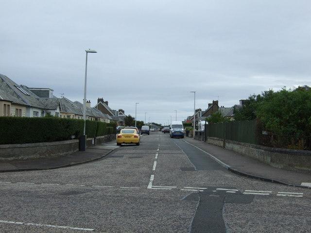 Stapeley Avenue, Craigentinny