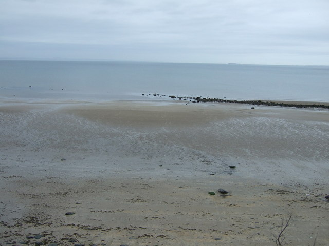 Beach at Seafield