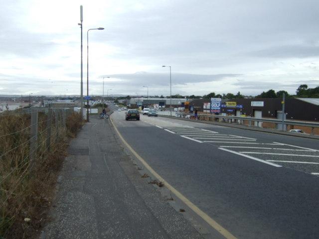 Seafield Road East (A199)