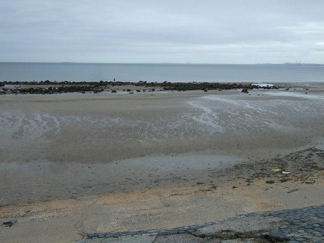 Beach at Seafield