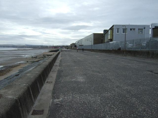 Promenade, Seafield