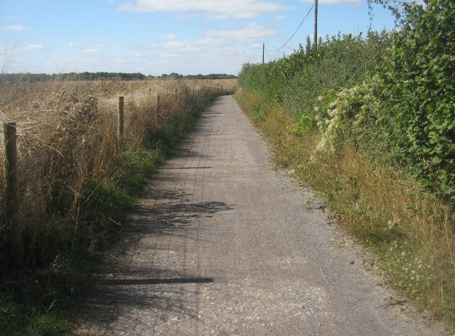 Cyclepath to Oakley