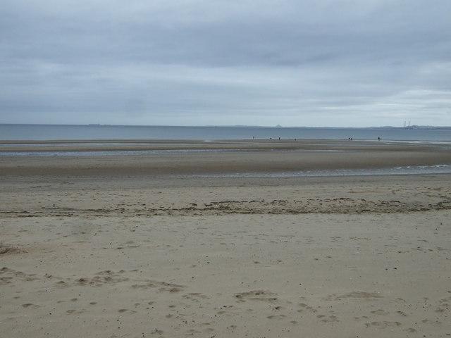 Beach at Portobello