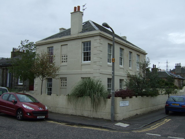 House on Marlborough Street, Portobello