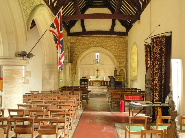 St Swthin, Brookthorpe