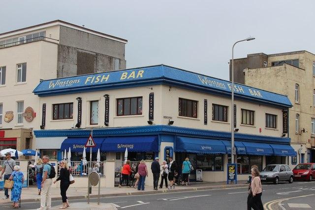 Winstons Fish Bar