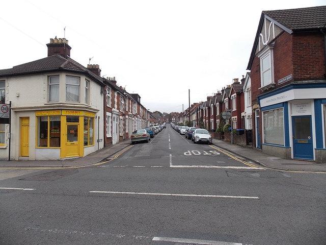 Hamilton Road, Salisbury