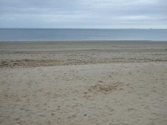 Beach at Joppa