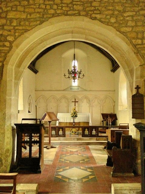 St Swithin, Brookthorpe