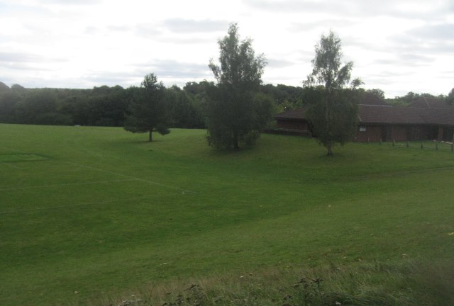 Playing fields - Club House