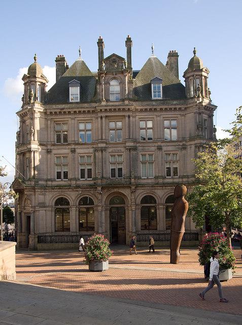 Former post office, Victoria Square