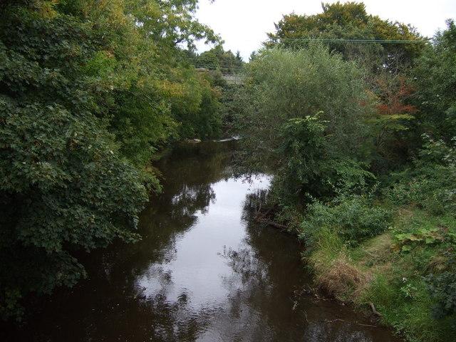 River Esk near Monktonhall