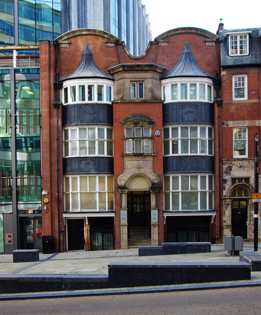 No 41 Church Street, Birmingham