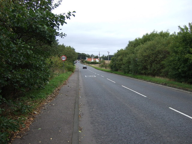 Carberry Road (A6124)