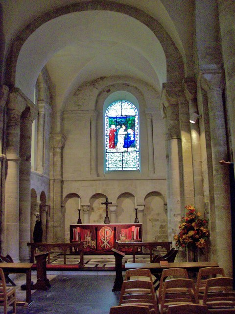 Winchester Cathedral, Chapel
