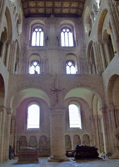 Winchester Cathedral, North Transept