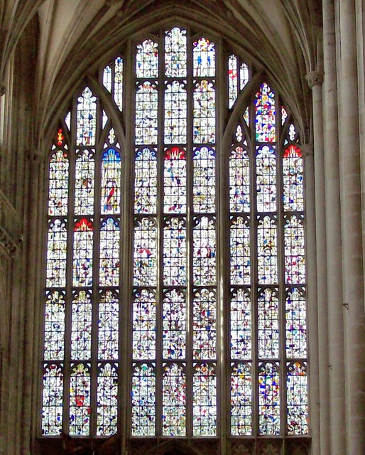 Winchester Cathedral, West Window