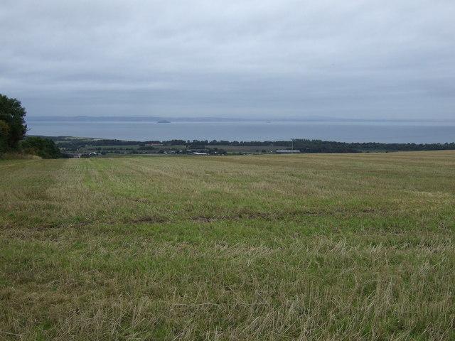 Farmland, Falside Hill