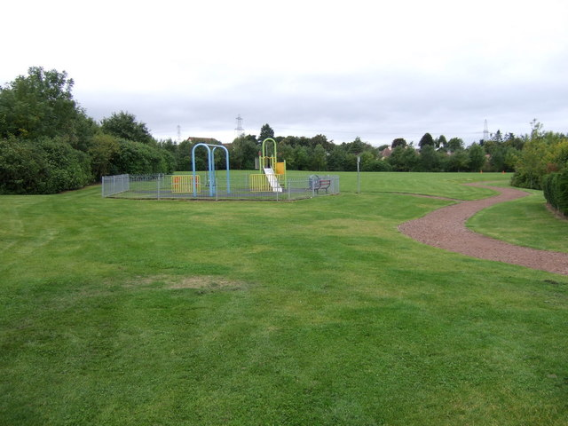Children's playground, The Heughs, Tranent