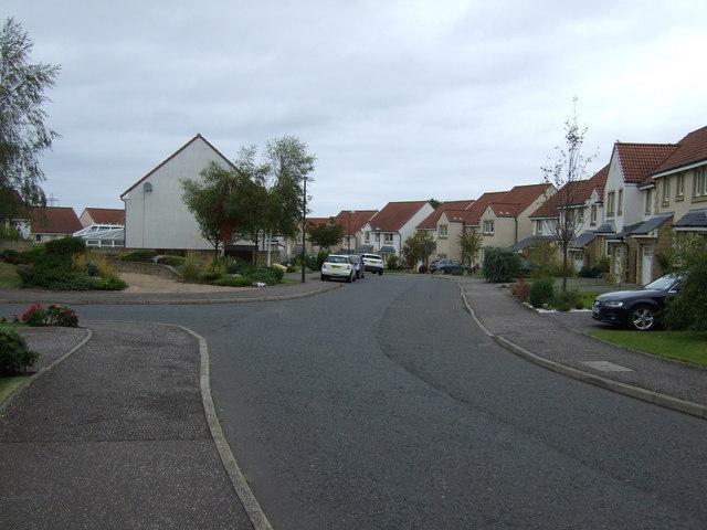 Market View, The Heughs, Tranent
