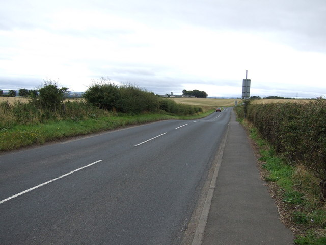 B6414 heading south