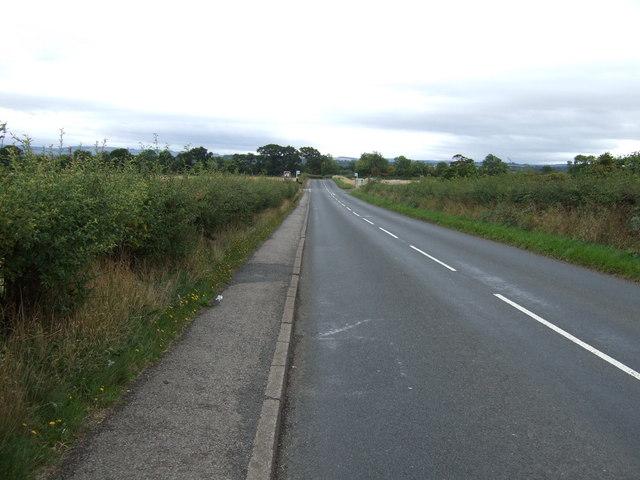 B6371 heading south