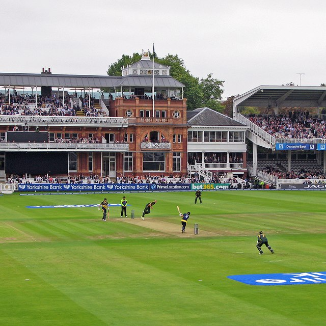 Lord's: the ninth wicket