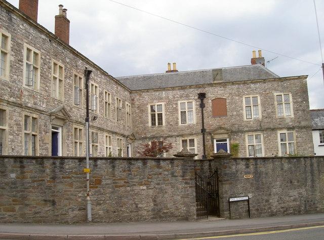 Powis Almshouses