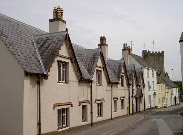 The Old Almshouses