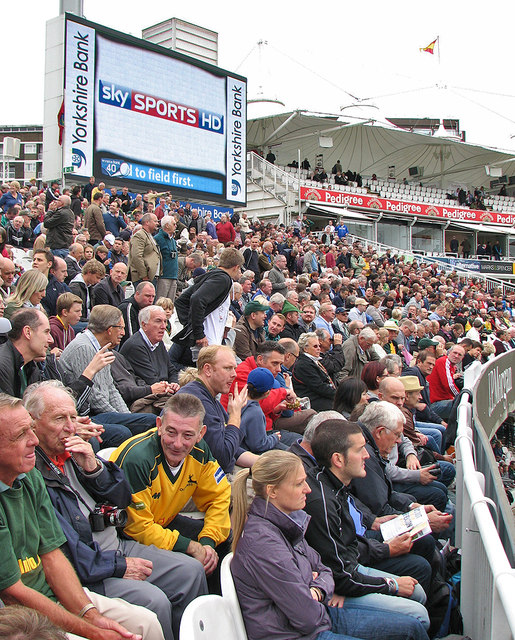 Lord's: pre-match nerves