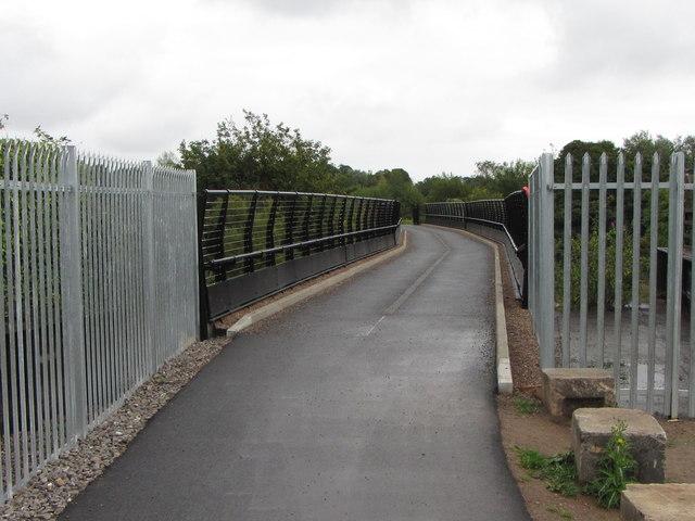 Radyr Loop Line bridge