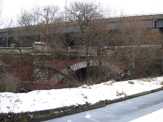 Aston under snow 8-Birmingham