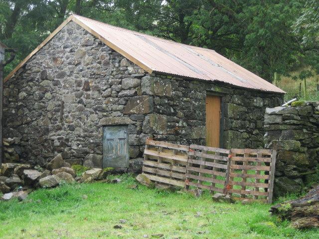 Adeilad amaethyddol Yr Ysgwrn Farm building