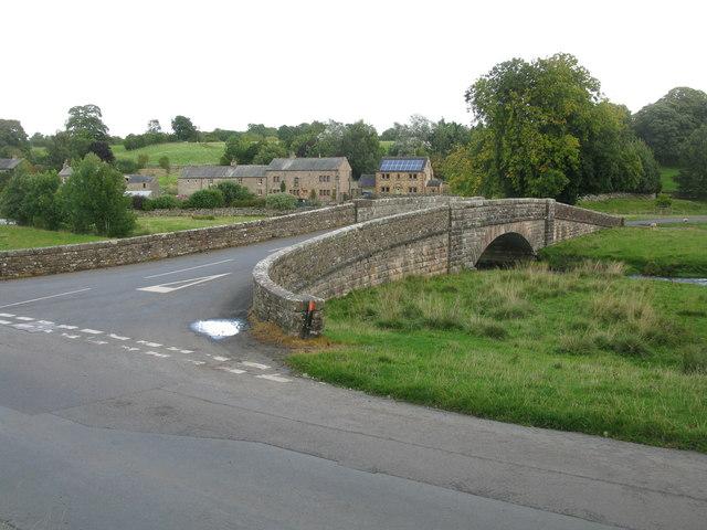 Road Bridge in Maulds Meaburn