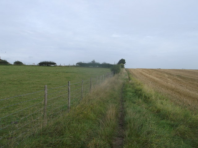 Footpath to Tinkers Lane