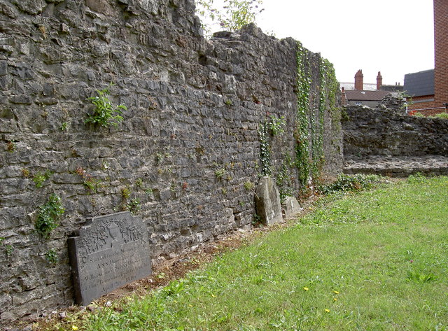 Forgotten memorials