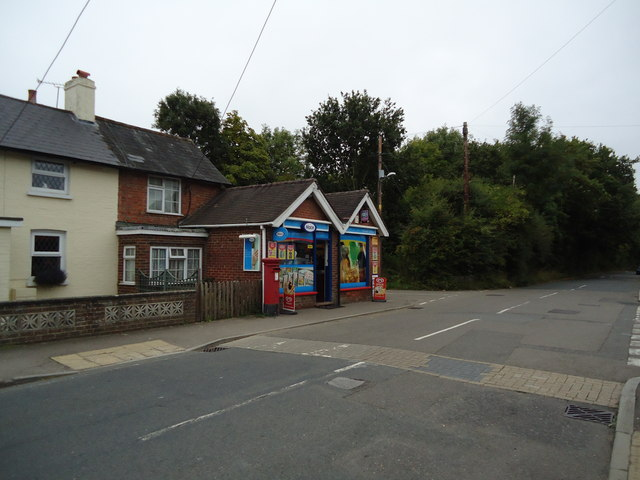 Convenience store, Ifield