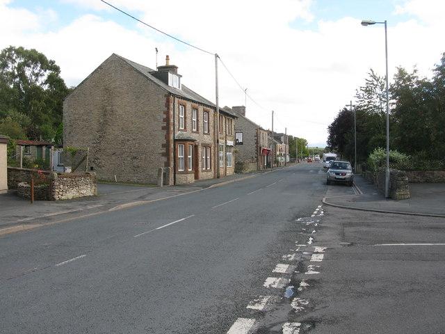 Main Street, Shap (A6)