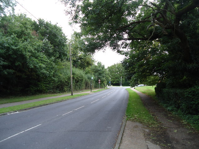 Hyde Drive, Ifield