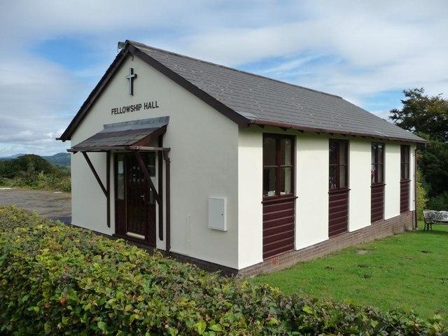 Fellowship Hall, Mount Zion