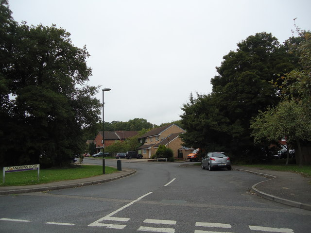 St Andrews Road, Ifield