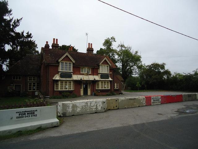 The Gate public house, Rusper Road, Ifield