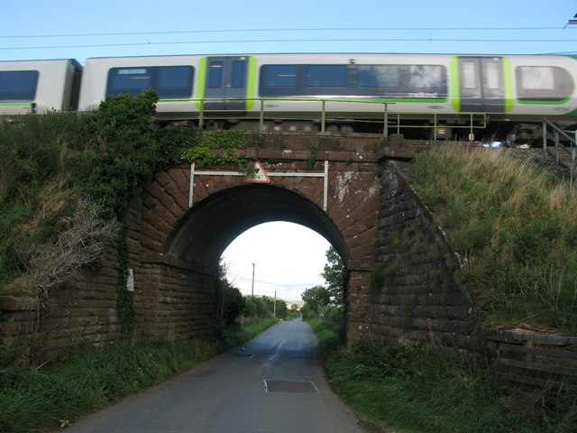 Railway Bridge on Melkinthorpe