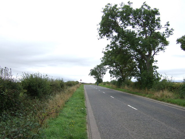 B6363 towards Penston