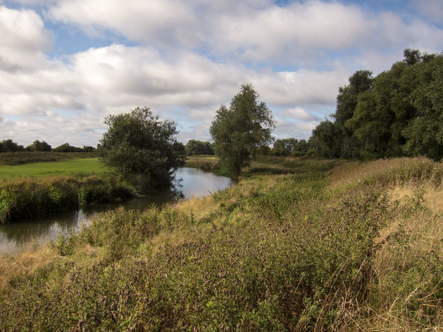 River Great Ouse by Chear Fen