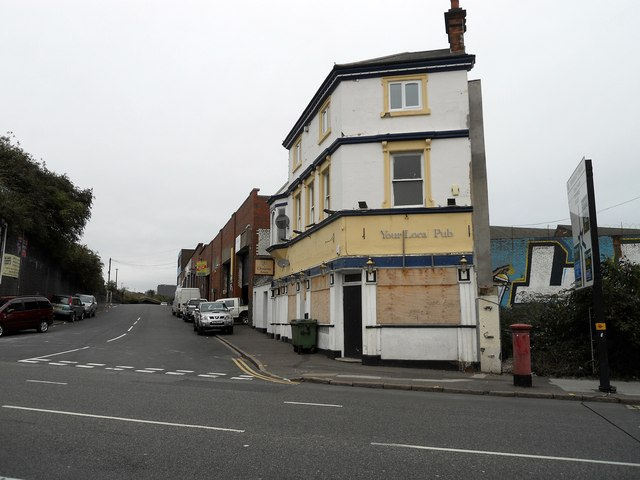 Bordesley-The Clements Arms