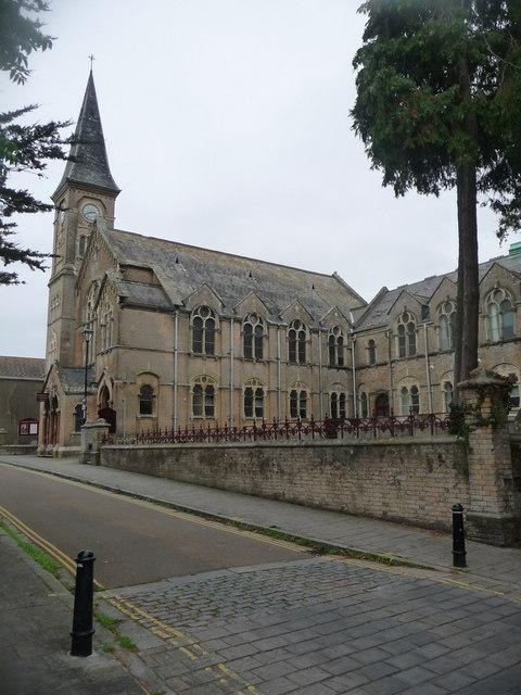 Christchurch: Christchurch Christian Centre