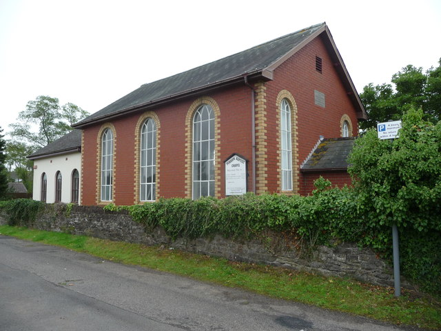 Penhow Baptist Chapel