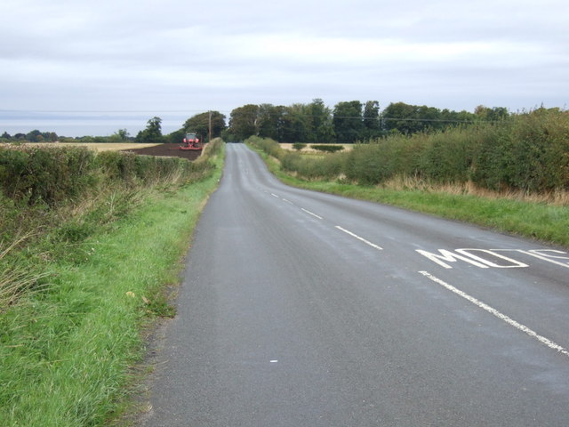 B6363 heading north
